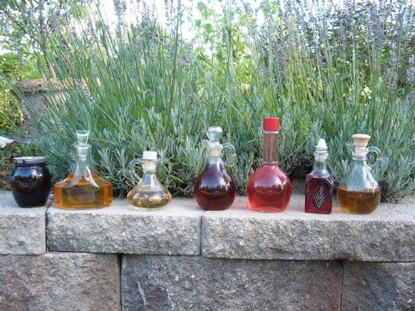 Wild flower, fruit & tree flower vinegars.jpg